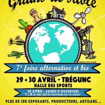 Foire Alternative et Bio ou Festival Grain de Sable