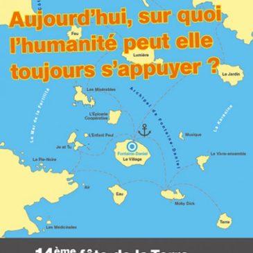 14ème édition de la Fête de la Terre à Fontaine Daniel (Mayenne)