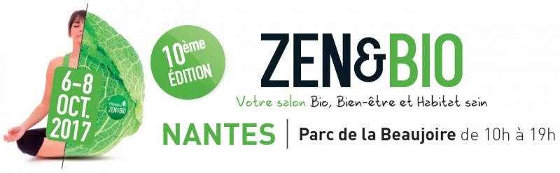 Salon ZEN & BIO de Nantes 2017